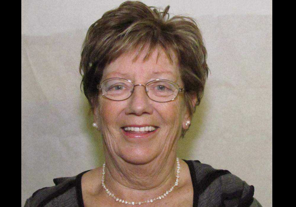Une bénévole du CABSH honorée