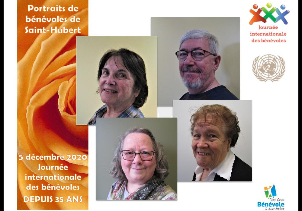 5 décembre - Journée internationale des bénévoles